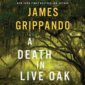 A Death in Live Oak audiobook cover art
