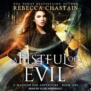 A Fistful of Evil audiobook cover art