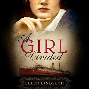 A Girl Divided audiobook cover art