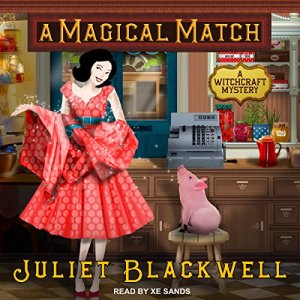 A Magical Match audiobook cover art