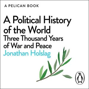 A Political History of the World audiobook cover art