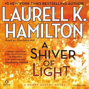 A Shiver of Light audiobook cover art