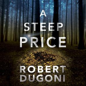 A Steep Price audiobook cover art