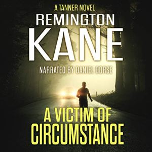 A Victim of Circumstance audiobook cover art