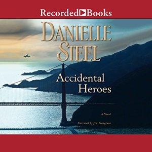 Accidental Heroes audiobook cover art