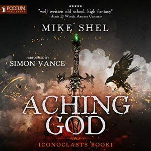 Aching God audiobook cover art