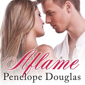 Aflame audiobook cover art
