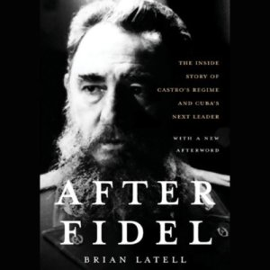 After Fidel audiobook cover art