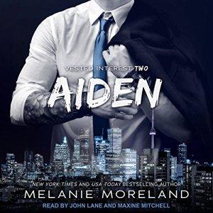 Aiden audiobook cover art