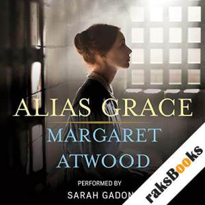 Alias Grace audiobook cover art