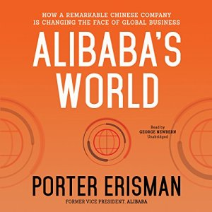 Alibaba's World audiobook cover art