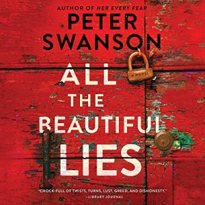 All the Beautiful Lies audiobook cover art