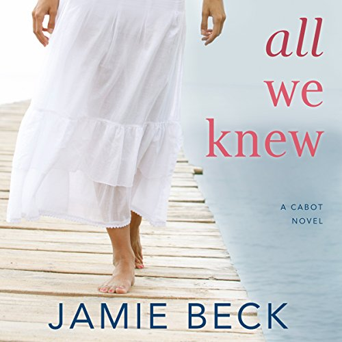 All We Knew audiobook cover art