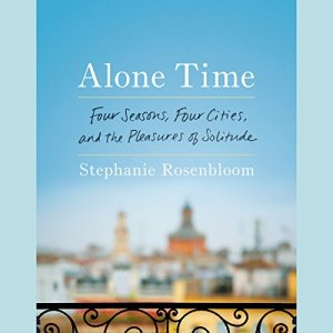 Alone Time audiobook cover art