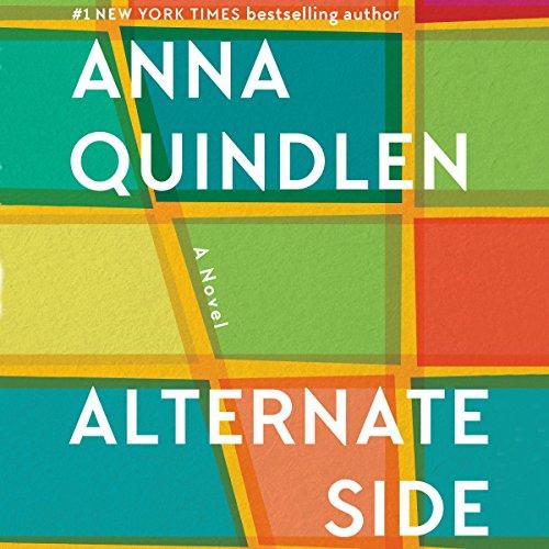 Alternate Side audiobook cover art