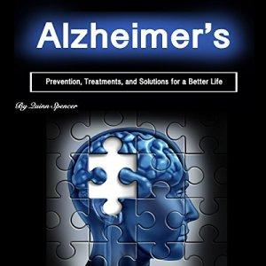 Alzheimer's audiobook cover art