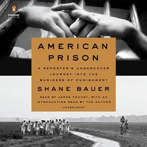 American Prison audiobook cover art