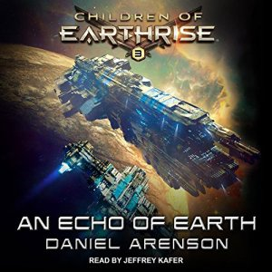 An Echo of Earth audiobook cover art