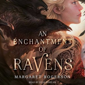An Enchantment of Ravens audiobook cover art