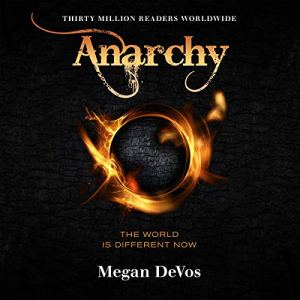 Anarchy audiobook cover art