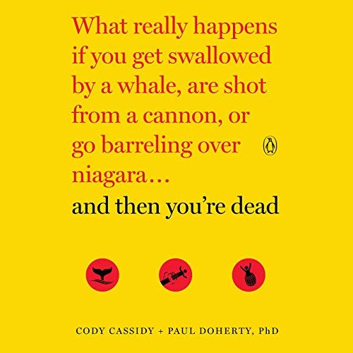 And Then You're Dead audiobook cover art