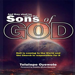 And They Shall Be Called the Sons of God audiobook cover art