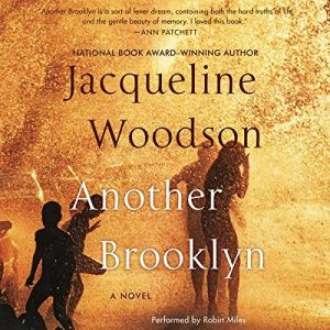 Another Brooklyn audiobook cover art