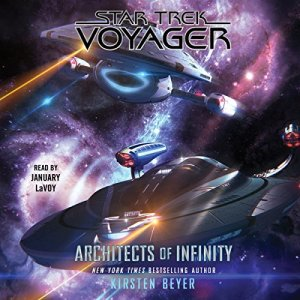 Architects of Infinity audiobook cover art