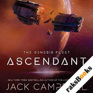 Ascendant audiobook cover art
