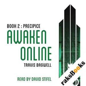 Awaken Online: Precipice audiobook cover art