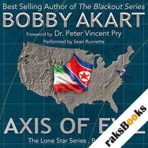 Axis of Evil audiobook cover art