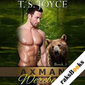 Axman Werebear audiobook cover art