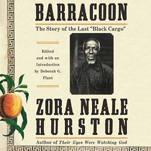 Barracoon audiobook cover art