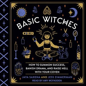 Basic Witches audiobook cover art