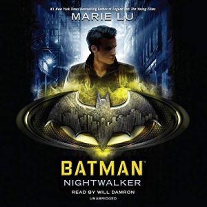 Batman: Nightwalker audiobook cover art