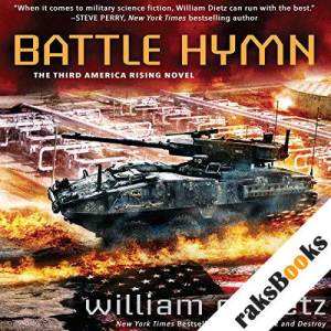 Battle Hymn audiobook cover art