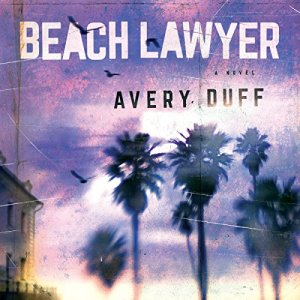 Beach Lawyer audiobook cover art