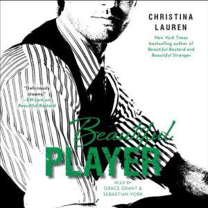 Beautiful Player audiobook cover art