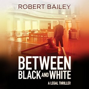Between Black and White audiobook cover art