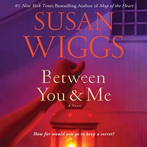 Between You and Me audiobook cover art