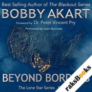 Beyond Borders audiobook cover art