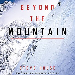 Beyond the Mountain audiobook cover art