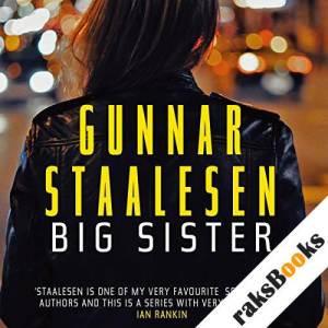 Big Sister audiobook cover art