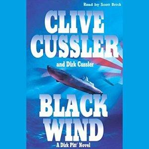 Black Wind audiobook cover art