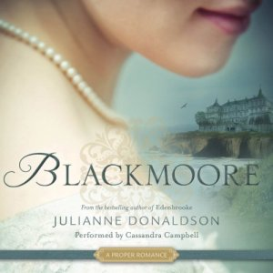 Blackmoore audiobook cover art