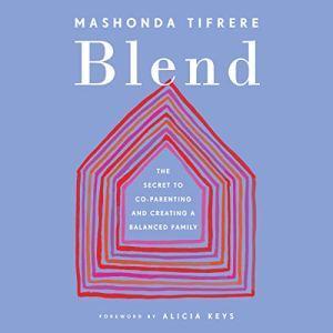 Blend audiobook cover art
