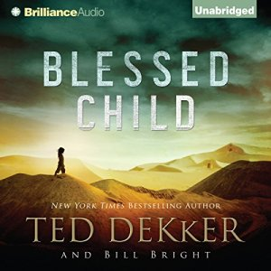 Blessed Child audiobook cover art