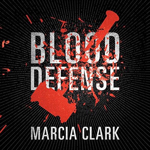 Blood Defense audiobook cover art