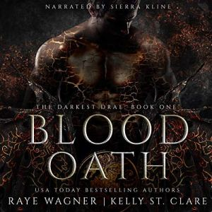 Blood Oath  audiobook cover art