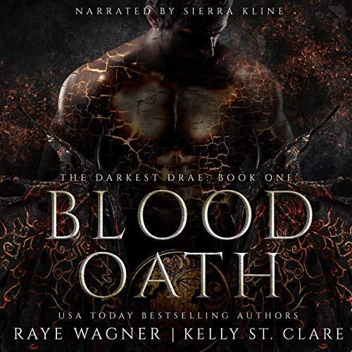 Blood Oath  audiobook cover art
